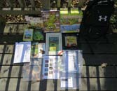 Reptiles & Amphibians Backpack Contents